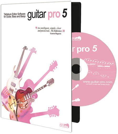 Guitar Pro 5 and 32.000 Tabs.
