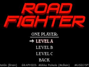 Road Fighter Remake 1.0 Juego clasico modificado